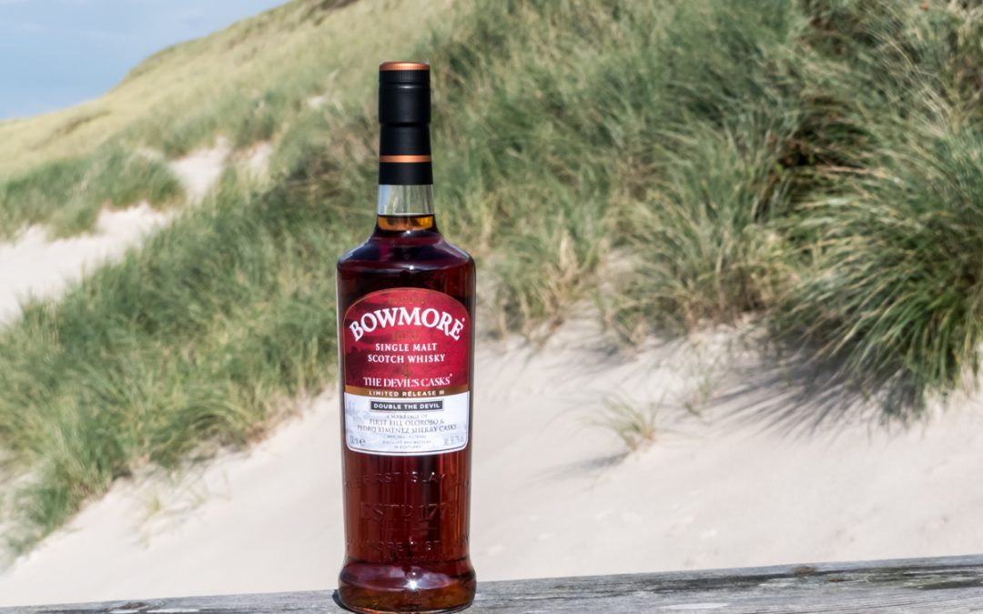 Bowmore The Devils Casks III 10yo 0,7l