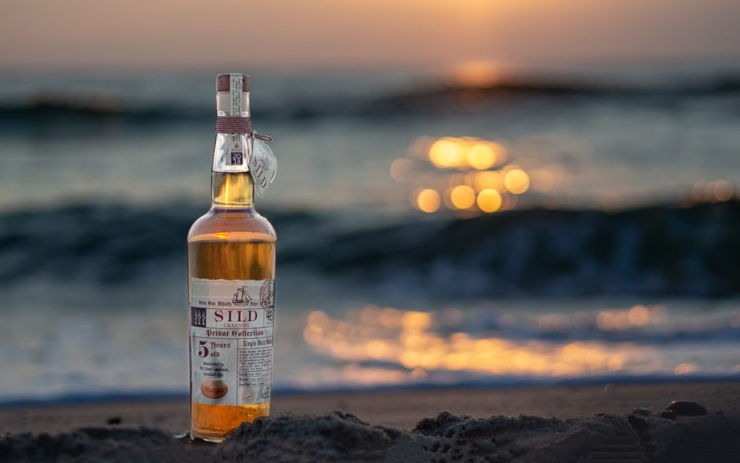 SILD Crannog Whisky Private Collection 5 y.o.